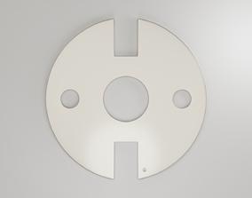 3D Sealing plate
