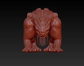 3D printable model games-toys monster