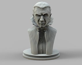 Classic Vampire Series Bela Lugosi as 3D print model 1