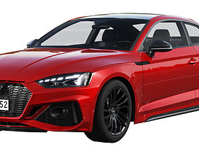 3D model Audi RS5 Coupe 2020 expensive