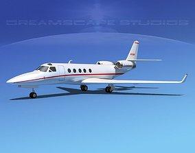 IAI Astra Jet V01 3D