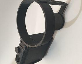 3D printable model MyPint Mk 3 Snap On Pint Holder for Mic