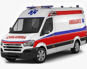 Generic Ambulance 3D