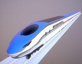 Kawasaki Series E7W7 Train 3D