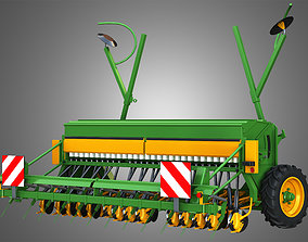 SEED DRILL Amazone D8 30 Super 3D
