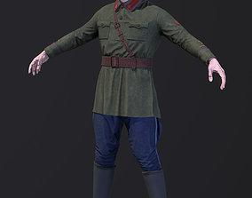 3D model Nikolai Yezhov