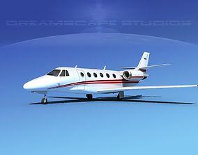 Cessna C560XL Citation V06 3D