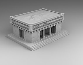 3D print model The palace of Maya