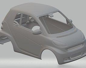 Smart Printable Body Car