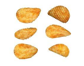 3D model chips