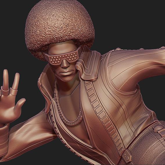 Tekken Tiger Jackson