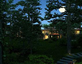 Villa 016 3D
