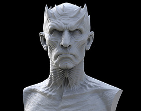 3D printable model Night King Bust - Game of