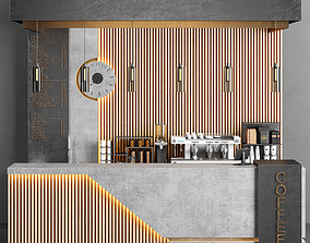 coffee shop 2 3D model