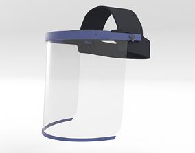 3D printable model Face Visor