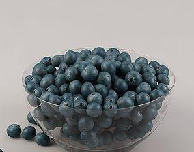 Blueberry 3D
