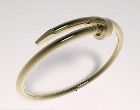 Model 150 Nail Bracelet