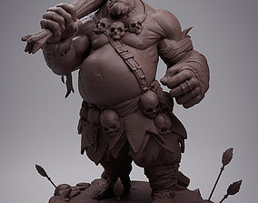3D printable model Orc Collectible