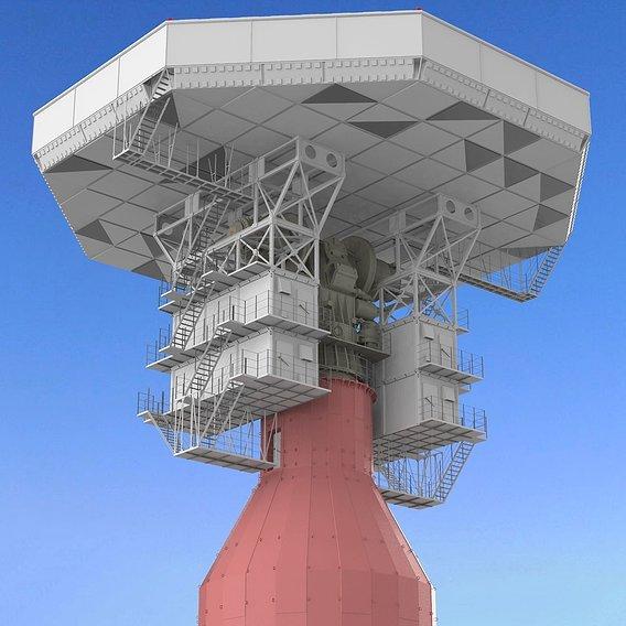 radar station  Krona