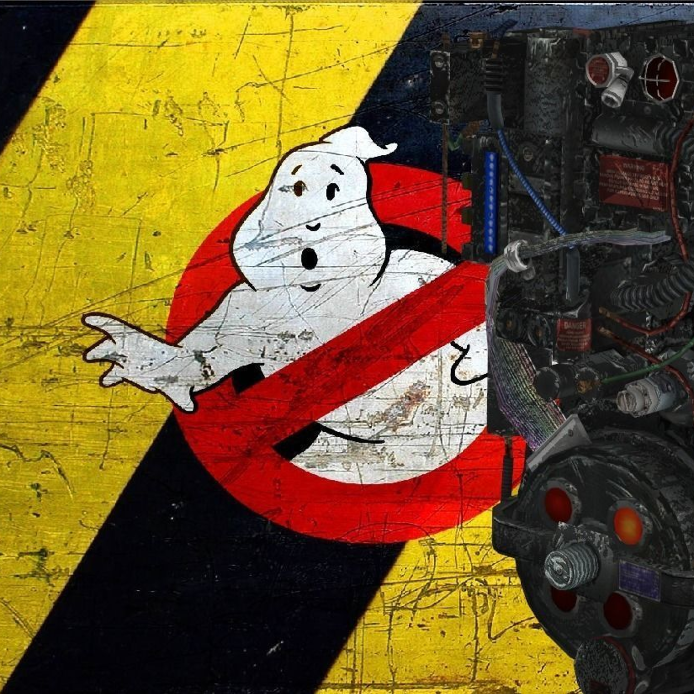 Ghostbusters Parts and Equipment
