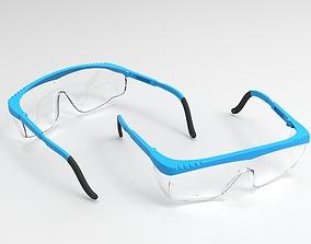 3D model Safety Glasses
