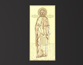other symbol Russian icon 3D printable model