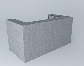 furniture Kitchen counter 3D