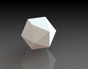 3D print model pro IcoSaHeDron