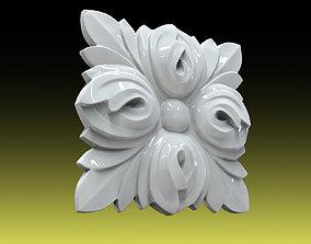 Rosette 009 3D printable model