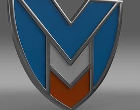 3D Marussia Logo