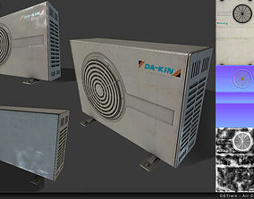 3D model Air Conditioner Unit