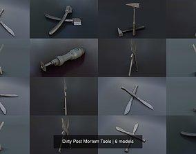 Dirty Post Mortem Tools 3D