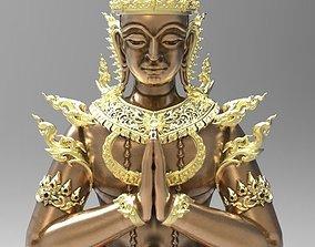 3D print model The Angle Thai Pattern