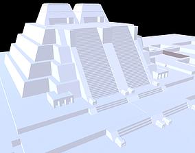 TENOCHTITLAN CITY - TEMPLO MAYOR 3D printable model