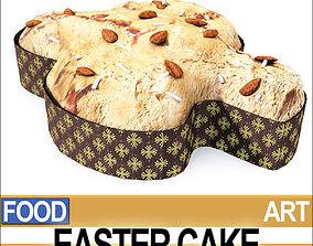 Easter Cake 3D model