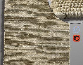 3D rope carpet