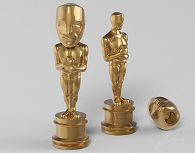 3D print model SD Oscar