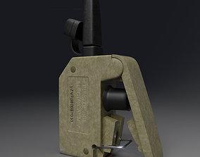FIRING DEVICE ELECTRICAL M57 3D asset