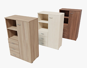 3D model realtime Commode