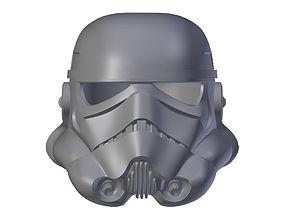 stormtrooper Star Wars ANH helmet HQ for 3D print