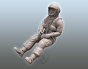 3D printable model SR-71 Blackbird Pilot