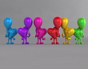 Feeling Light-Hearted 3D printable model