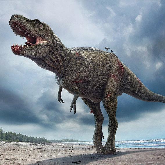 Ultimate Dino Survivor