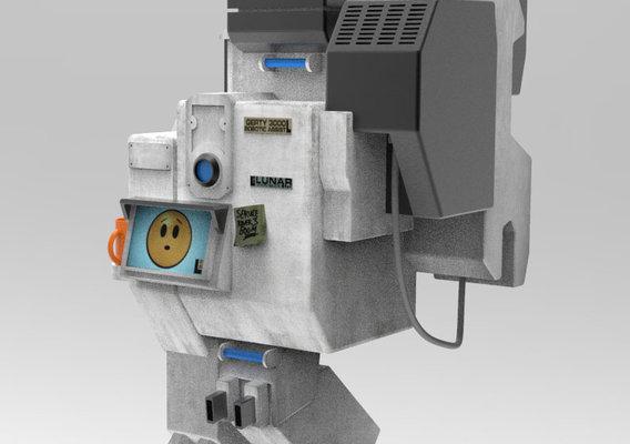 Gerty Robot (Moon Movie)