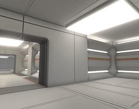 VR / AR ready 3D Scifi Kit Starter Kit