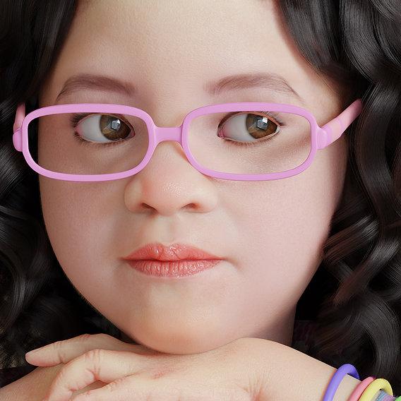 3d modeling for a girl kid
