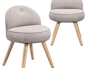 Tender Chair 3D model