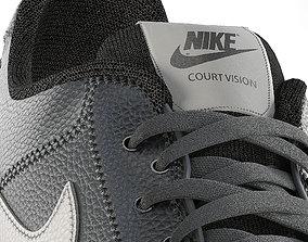3D model nike sneakers
