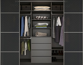 wardrobe shelf 3D