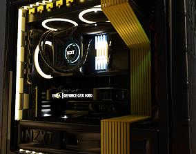 NZXT Gaming PC GTX-1080 Model by Jab nzxt